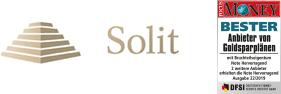 Edelmetall ansparen Logo